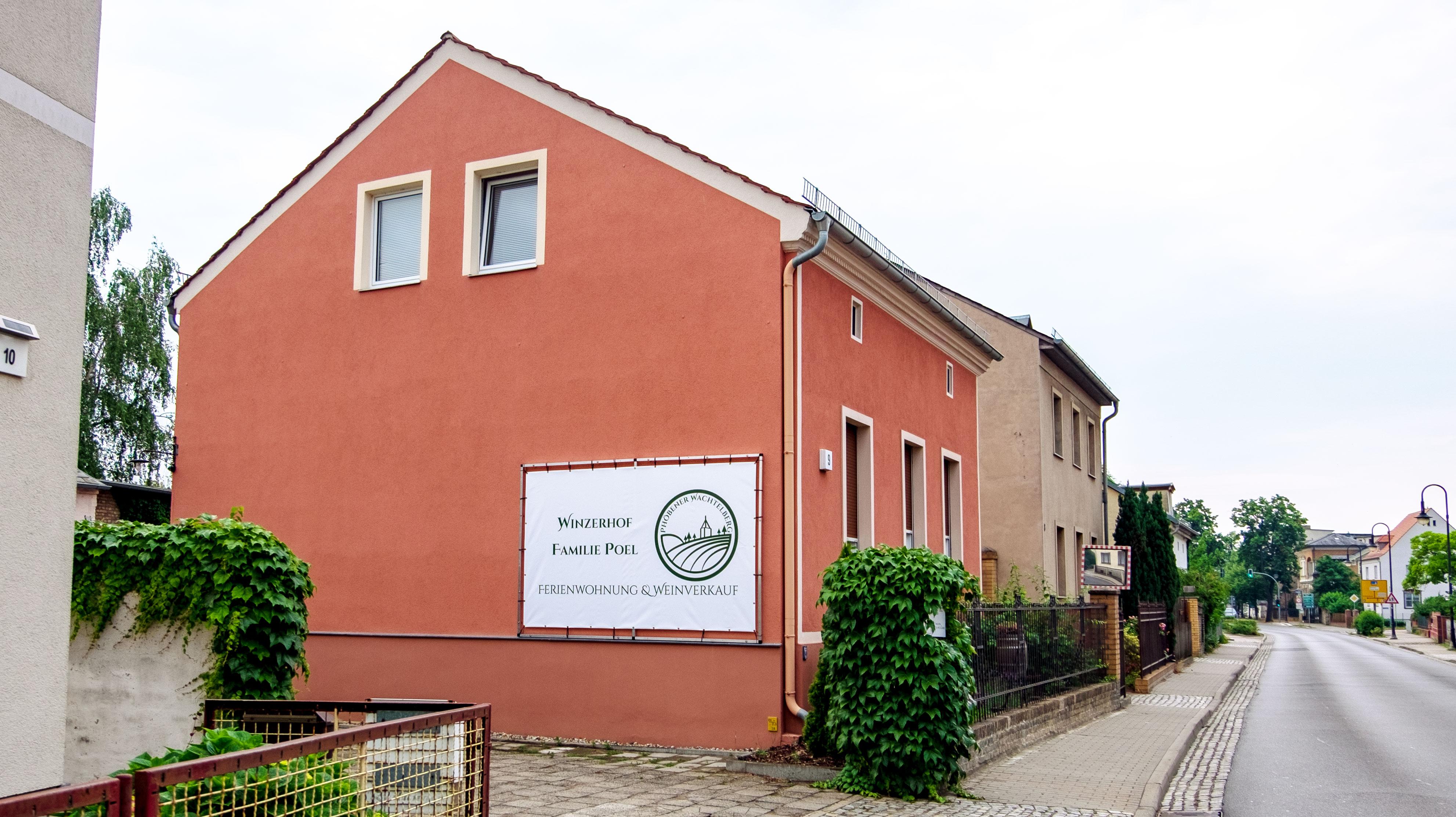 Ferienhaus im Winzerhof in Werder